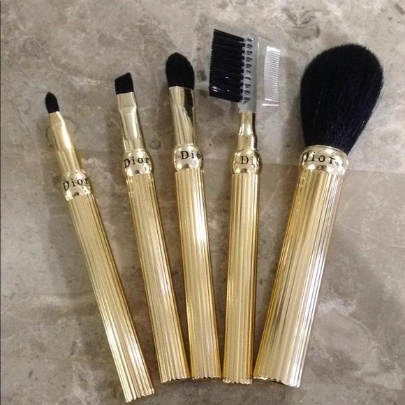 734dd98d Vintage Dior brush set NWT
